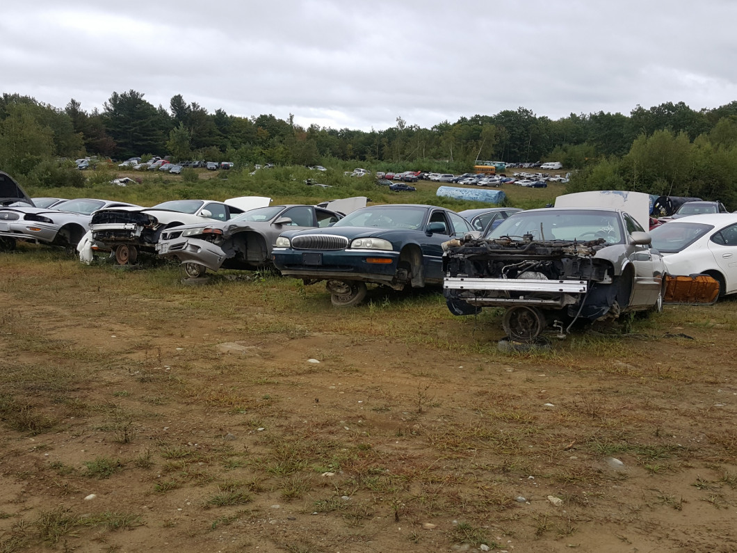 Auto Salvaged Car Parts Skowhegan Me Folsoms Sales Used We Have For Sale In